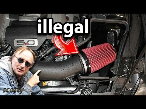 5 Car Mods Just Banned in America