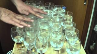 グラスハープ演奏 チャイコフスキー「金平糖の踊り」 Played on...