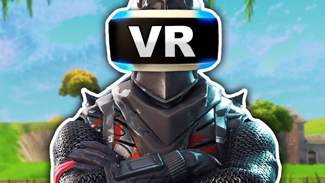 fortnite battle royale with a playstation vr - how to play fortnite in vr