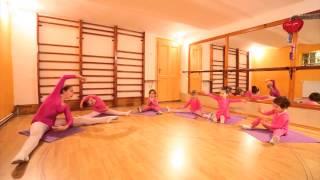 Lectie de balet incepatori (3-4 ani)