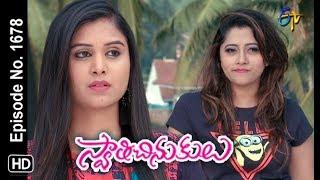 Swathi Chinukulu | 17th January 2019 | Full Episode No 1678 | ETV Telugu