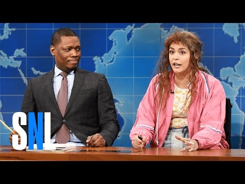 Weekend Update: Cathy Anne on Pizzagate  SNL