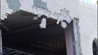 СМОТРЕТЬ! После военной операции Израиля жители сектора Газа живут на руинах собственных домов! mp4