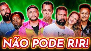 NÃO PODE RIR! NORDESTANDO com Kedny Silva, Junior Chicó, Nil Agra, Gui Preto e Murilo Moraes