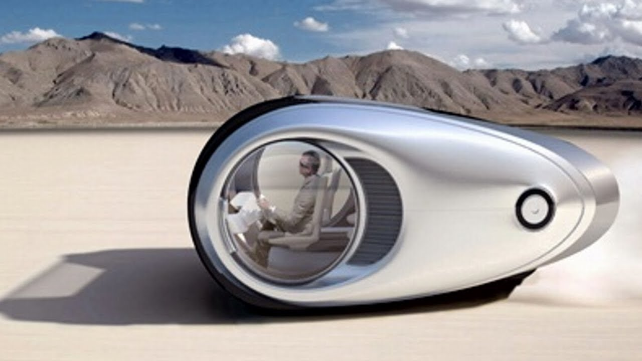 Top 5 Upcoming Transportation Incredible Technology That