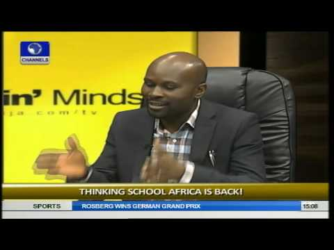Rubbin' Minds: African Youths Think Solutions To African ProblemsPart1