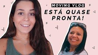 HOUSE TOUR (QUASE TERMINADA!) - MOVING VLOGS #3 | Inês Rochinha