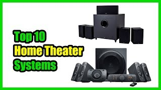 ▶️Best Home Theater Systems 2018 - Which Is The Best Home Theater System?