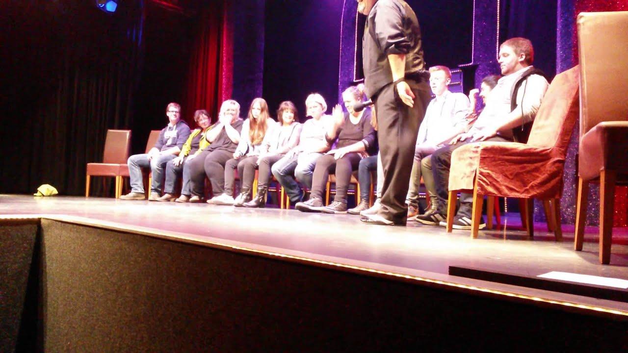 Aaron Hypnose Hypnoseshow