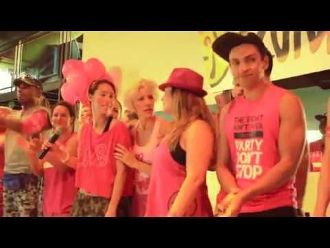 PARTY IN PINK 2015 Zumba Fitness di Romina Fabeni thumbnail