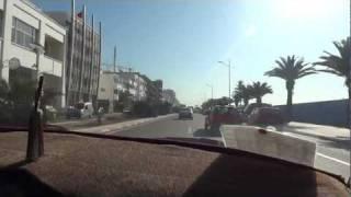 Taxi ride in Agadir, Morroco! (Nov 29th)