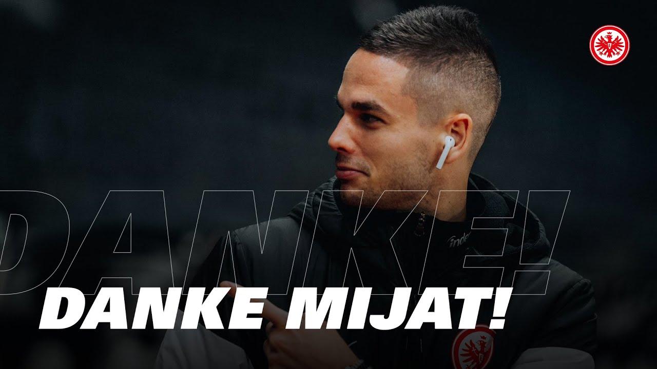 Danke, Mijat! Best of Mijat Gacinovic bei Eintracht Frankfurt