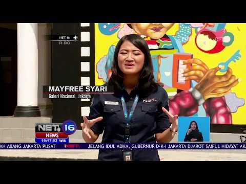 Bincang Dengan Kepala Badan Ekonomi Kreatif, Triawan Munaf - Net 16 Mp3