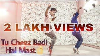 Tu Cheez Badi hai Mast Mast | Machine | Neha Kakkar | Mr. Blaze Dance Choreography | Best Dance