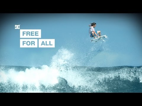 DC SHOES: FREE FOR ALL