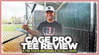 The Best Batting Tee CageProTee Product Review