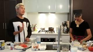 Haute Cuisine: Cooking with Natalia Kills; Sex, Shopping!
