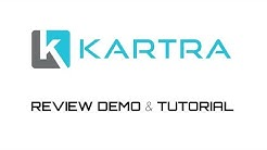Kartra Review Demo Tutorial - All In One Internet Marketing Software Platform