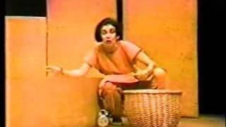 Marília Pêra em Brincando Em Cima Daquilo - Hist. IV - P. 2