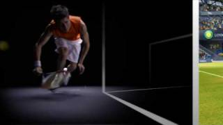 Virtua Tennis 2009 - Real Life v Gameplay