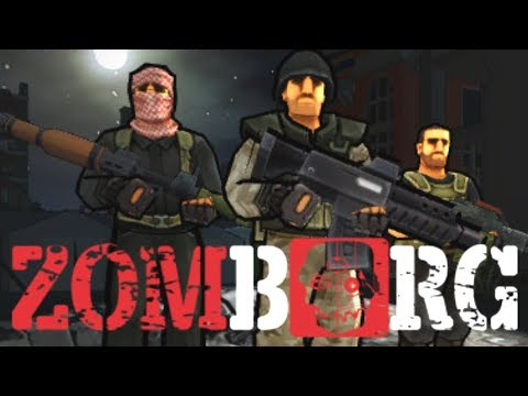 SPECIAL OPS vs. ZOMBIES and CYBORGS?! - Zomborg Gameplay Introduction
