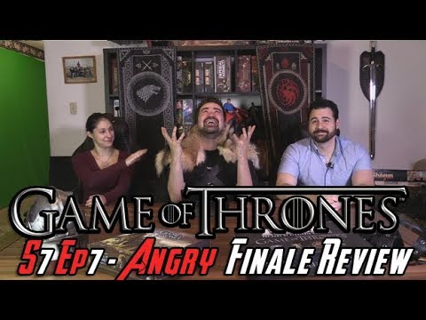 Game of Thrones Season 7 Episode 7 - Angry Finale Review!