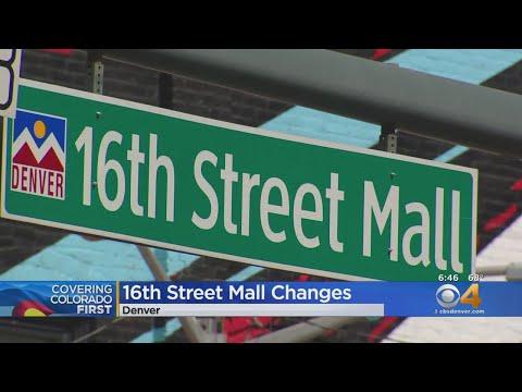 BEARDO - Plans For The 16th Street Mall Move Forward