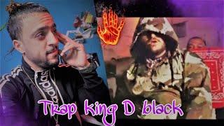Trap King x D black - Gang (Official Music Video) + 18 ans Explicit Lyrics/REACTION🇲🇦😱🇩🇿
