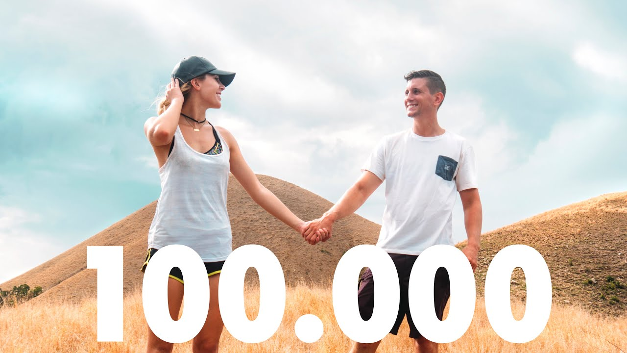 100,000 SUBSCRIBERS IN 8 MONTHS (YOU CAN TOO!)