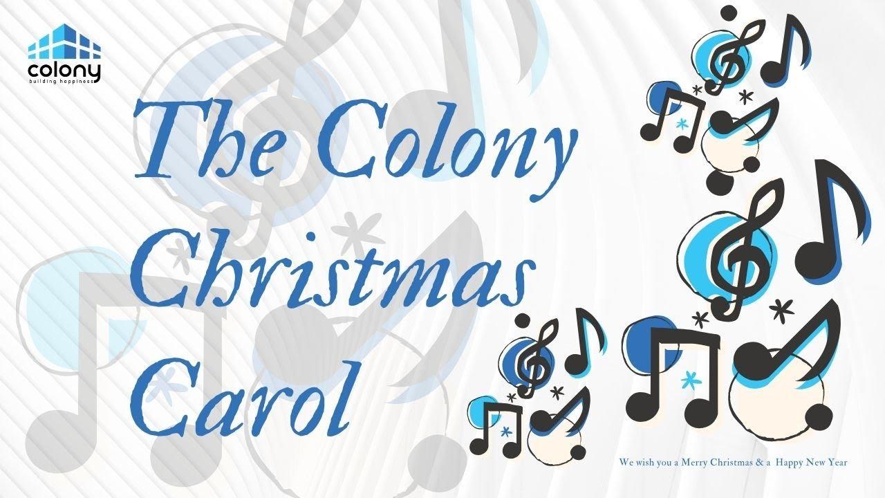 The Colony Christmas Carol