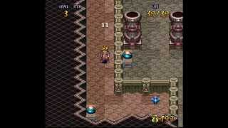 SNES Longplay [100] Terranigma (Part 1 of 4)