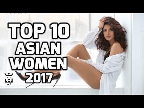 Top 10 Most Beautiful Asian Women 2017