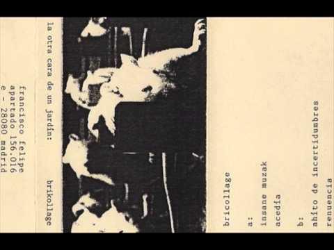 LOCDJ - Insane Music ( 1986 Spain Industrial Noise )