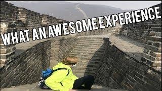 Travel to China - Paige's Chinese Adventure