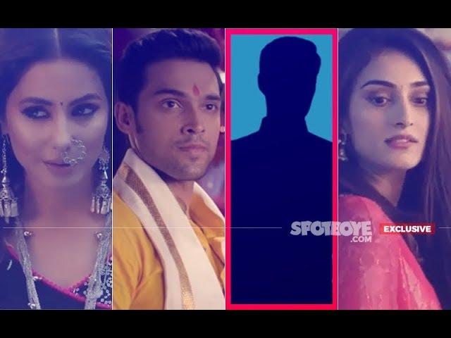 Hina Khan, Erica & Parth Shoot For Kasautii Zindagii Kay 2 Promo: This Man Pays A Surprise Visit!