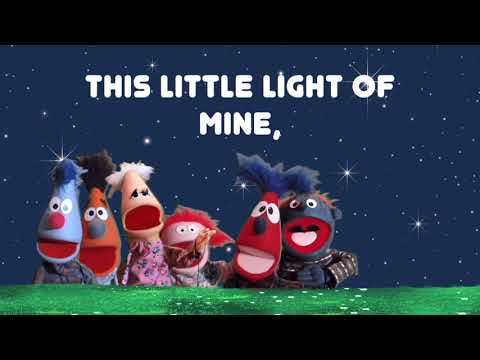 This Little Light Of Mine (With Lyrics)