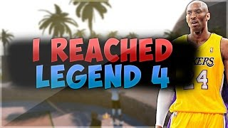 I HIT LEGEND 4 • NBA 2K16 MyPark