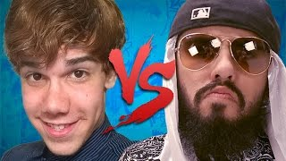 Poladoful VS. Mussoumano | Batalha de Youtubers
