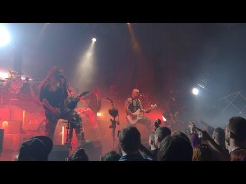Sabaton - Resist And Bite (HD) Live At Sentrum Scene,Oslo,Norway 26.03.2017