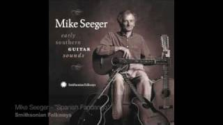 "Mike Seeger - ""Spanish Fandango"""