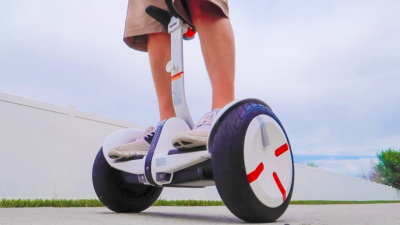 THE BEST HOVERBOARD YOU CAN GET - Segway miniPRO - YouTube