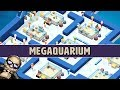 Let's Try: Megaquarium - Aquatic Tycoon Game