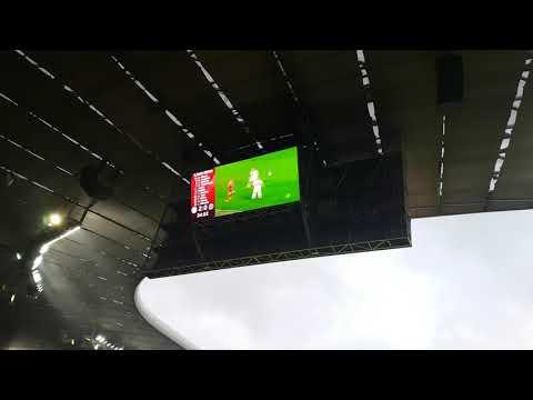 Bayern Monachium vs Hannover gol Lewandowski