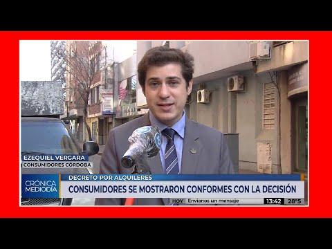 Congelamiento De Alquileres, Prórroga De Contratos Y Suspensión De Desalojos - Canal 10 Córdoba