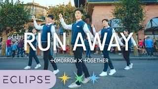 [KPOP IN PUBLIC] TXT (투모로우바이투게더) - Run Away (9와 4분의 3 승강장에서 너를 기다려) Dance Cover [ECLIPSE]