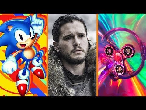 Sonic Mania BREAKS Street Date! + HBO Bribes Hackers + Official Fidget Spinner Warning - The Know