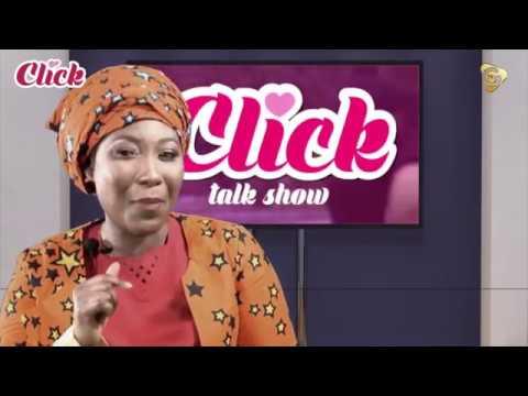 Okonore Yaa interviews Sony Achiba on Click Show
