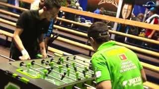 Slovenský foosball medzi svetovou elitou