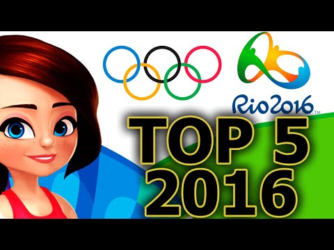 Top 5 BEST Olympic Android Games 2016