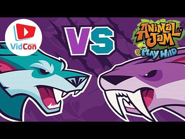 Animal Jam is At Vidcon! | Animal Jam Play Wild